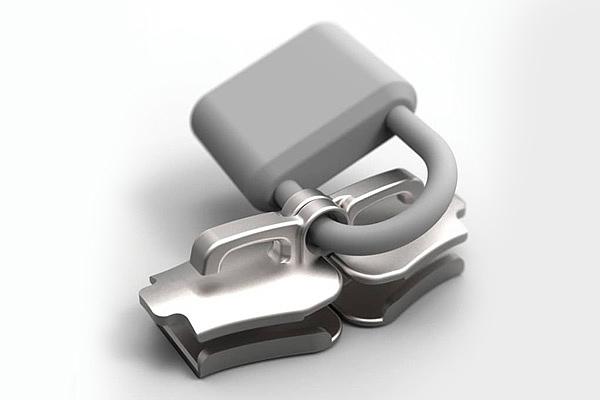 Lockable zippers в рюкзаке Pacsafe