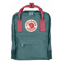 Рюкзак Kanken Mini (Frost Green/Ox Red)