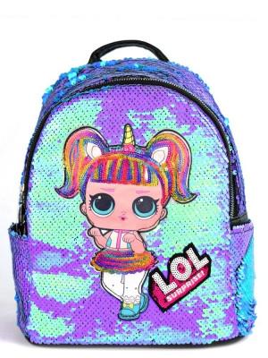 f701783b1897 Рюкзаки с пайетками или блестками купить в интернете
