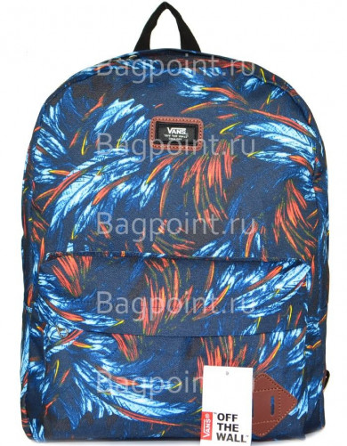 Молодежный рюкзак Vans Old Skool II Backpack Night Palm