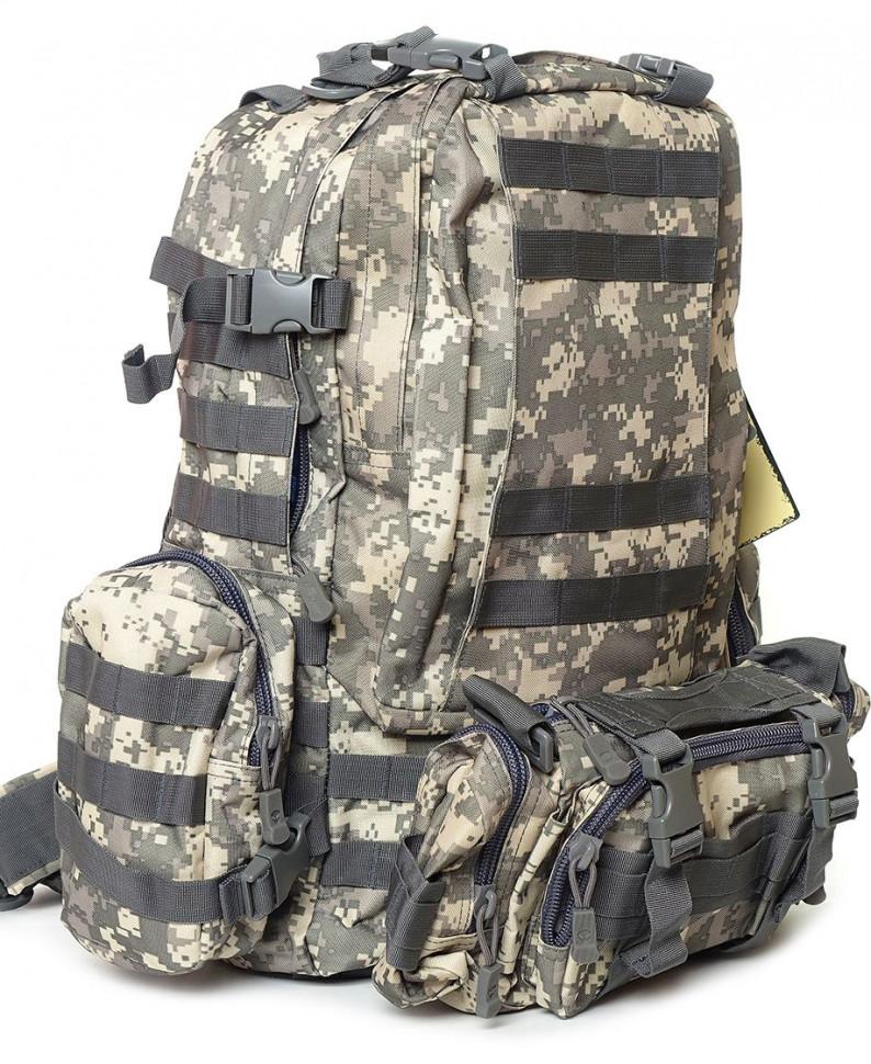 5d0d64ce69b7 Тактический рюкзак с подсумками Mr.Martin 5045 AcuPat купить в ...