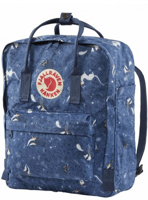 Рюкзак Fjallraven Kanken Art Blue Fable