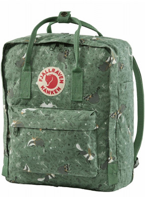 Рюкзак Kanken Fjallraven Art Green Fable