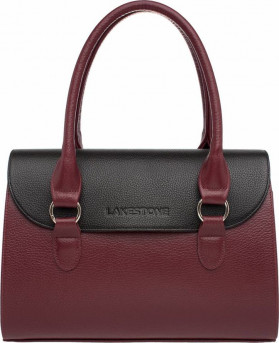 Сумка женская Lakestone Bloy Burgundy/Black