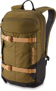 Рюкзак для сноуборда и скейтборда Dakine Mission Pro 18L Dark Olive/Black