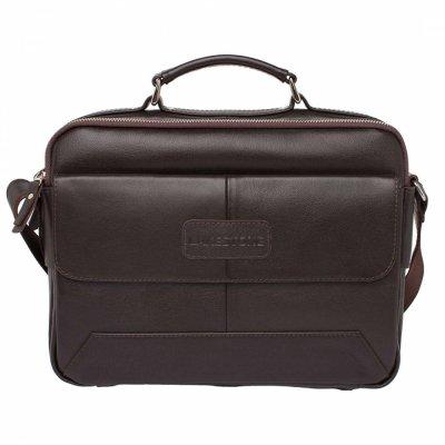 6d8c39dd6a1b Купить кожаную деловую сумку по низкой цене в интернет-магазине в Москве