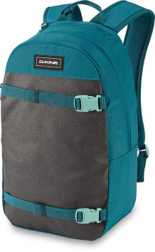 Рюкзак для скейта  Dakine Urbn Mission Pack 22L Digital Teal