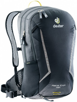 Велорюкзак Deuter Race EXP Air New 14+3L (черный)