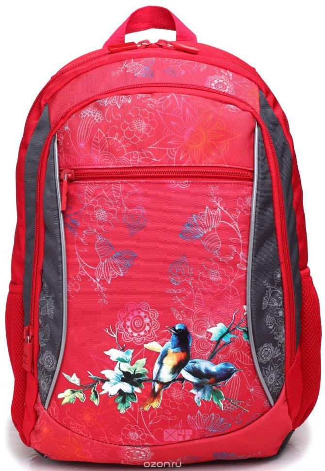 3f2f9e96c079 Рюкзак школьный красный 4ALL SCHOOL