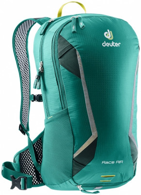 Велорюкзак Deuter Race Air 10L (зеленый)