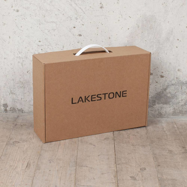 Деловая сумка Lakestone Edmund Black