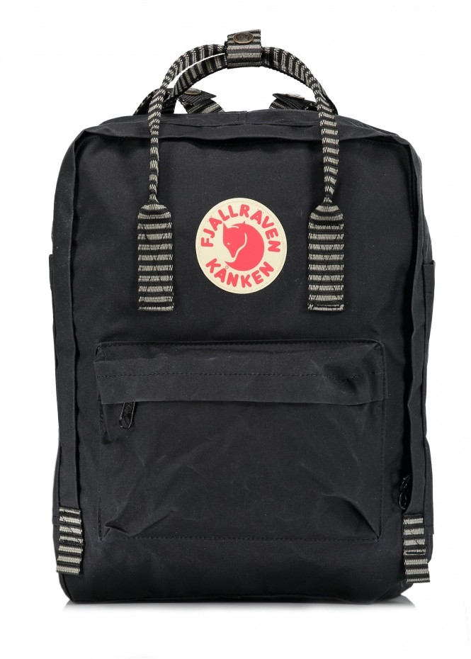 27669ef7f0cb Городской рюкзак Kanken Black / Striped купить в Москве в интернет ...