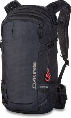 Рюкзак для сноуборда Dakine POACHER RAS 26L Black
