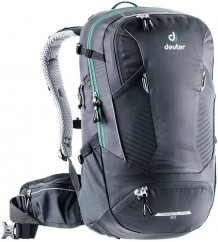 Велорюкзак Deuter Trans Alpine 30 (черный)