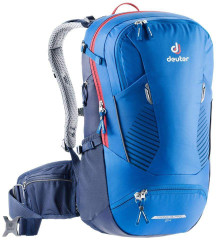 Велорюкзак Deuter Trans Alpine 24 (синий)