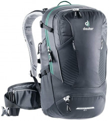 Велорюкзак Deuter Trans Alpine 24 (черный)